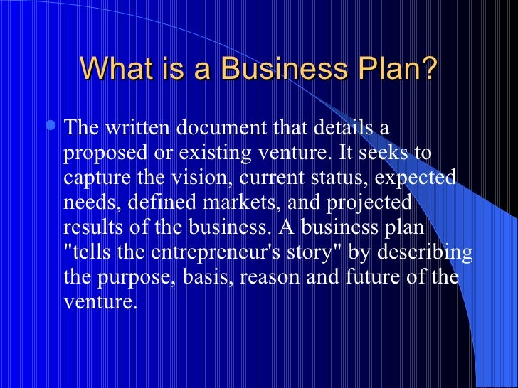Financial Services Business Plan Sample - Executive.