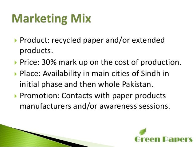 Starting Tissue Paper Manufacturing Business In India – Business Plan