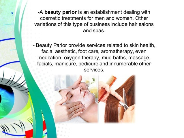 Hair salon business plan powerpoint