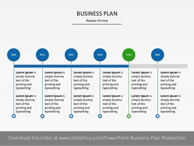 television production company business plan