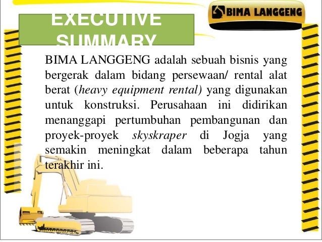 business package adalah