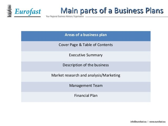 Business Plans & Due Diligence