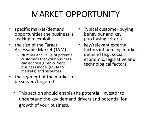 Marketing planning in a nutshell