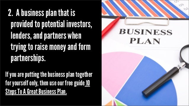 Best Business Plan Software - Our Reviews Of The Top Providers