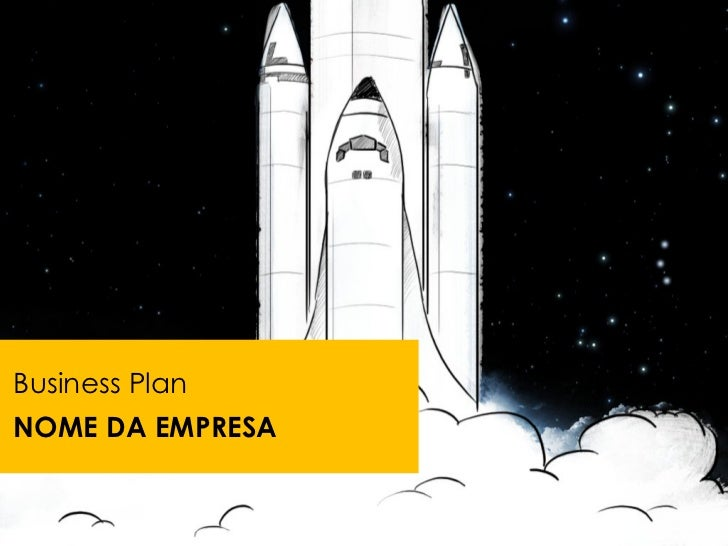Business PlanNOME DA EMPRESA