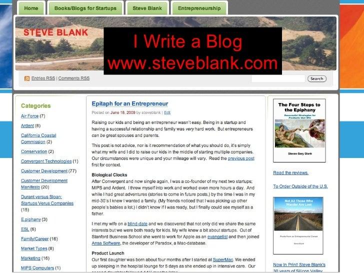Business plans versus business models - 2010 Slide 3