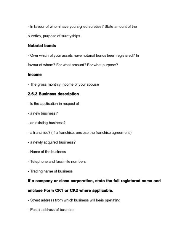 Business plan template repaymentssuretyships8 14 friedricerecipe Choice Image