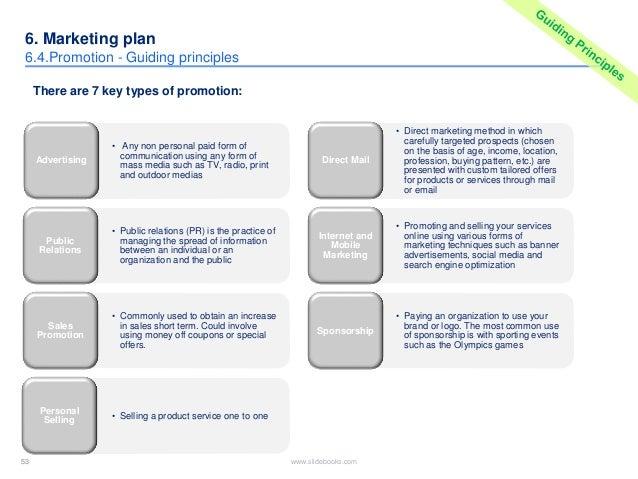 short business plan templates