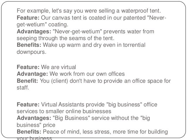 Business Plan Template - Virtual assistant business plan template