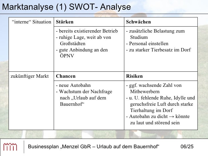 analyse business plan