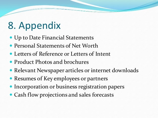 How to Do an Appendix in PowerPoint