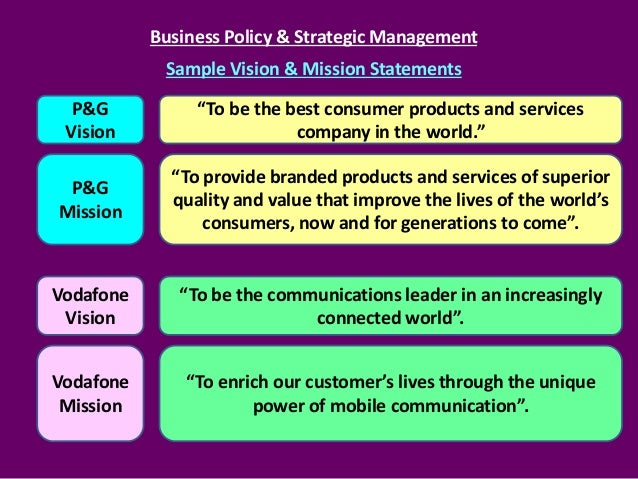 Strategicmanagement