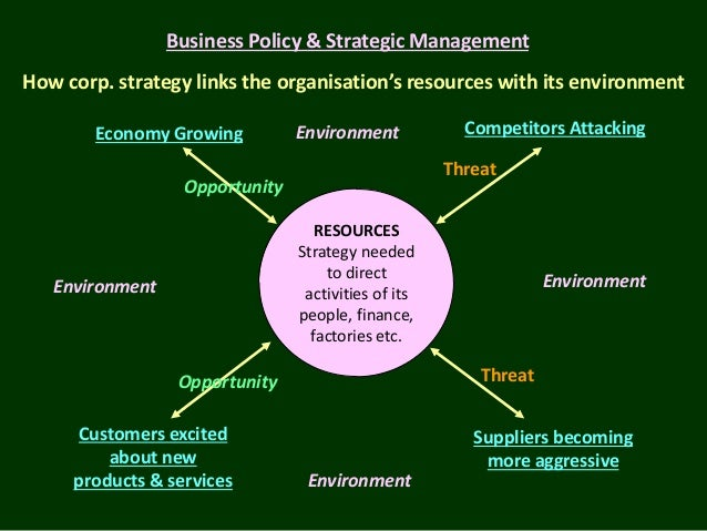 BUSINESS STRATEGY AND POLICY EBOOK