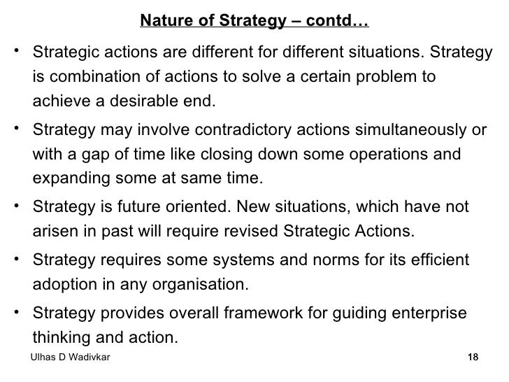 Business policy and strategy essay example