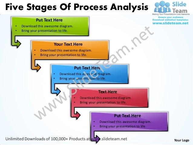 Business Power Point Templates Five Phase Diagram Ppt Of