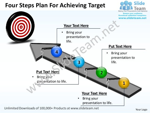 sales target business plan