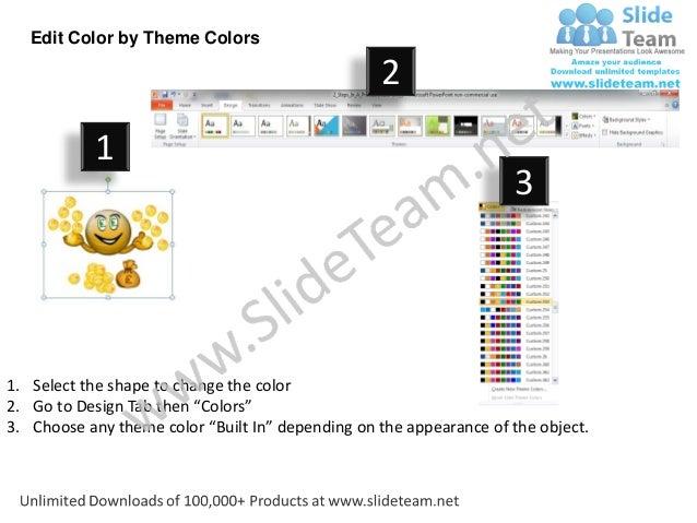 Edit Color by Theme Colors                                                  2           1                                 ...