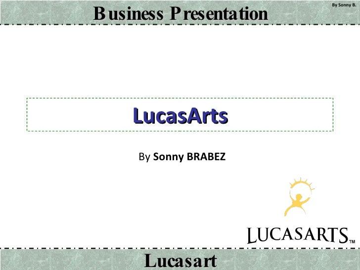LucasArts By  Sonny BRABEZ