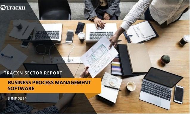 Tracxn Business Process Management Software Startup Landscape