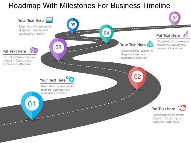 Readymade Roadmap Powerpoint Templates Slideteam