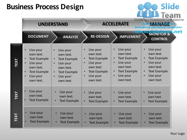 Business process design powerpoint presentation slides ppt templates business process design wajeb Images