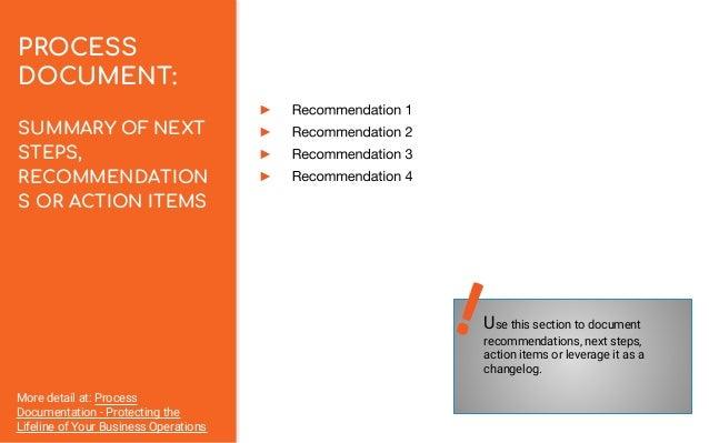 business process documentation template. Black Bedroom Furniture Sets. Home Design Ideas