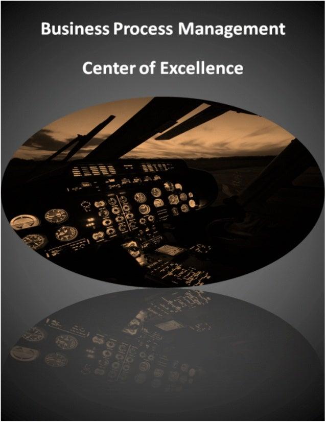 BusinessProcessManagementCenterofExcellence                                                [i](CC) Creative Commons...