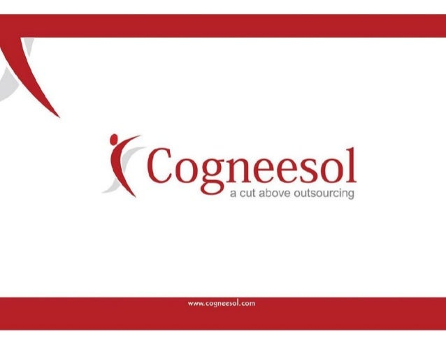 Cogneesol - Business Process Outsourcing Company