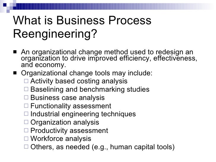 an assesment of business organizations and processes By putting assessment processes in place, organizations can measure critical  competencies and take steps to address areas that need.