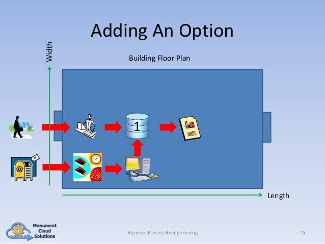Adding An Option Building Floor Plan  1  Length  Business Process Reengineering  15