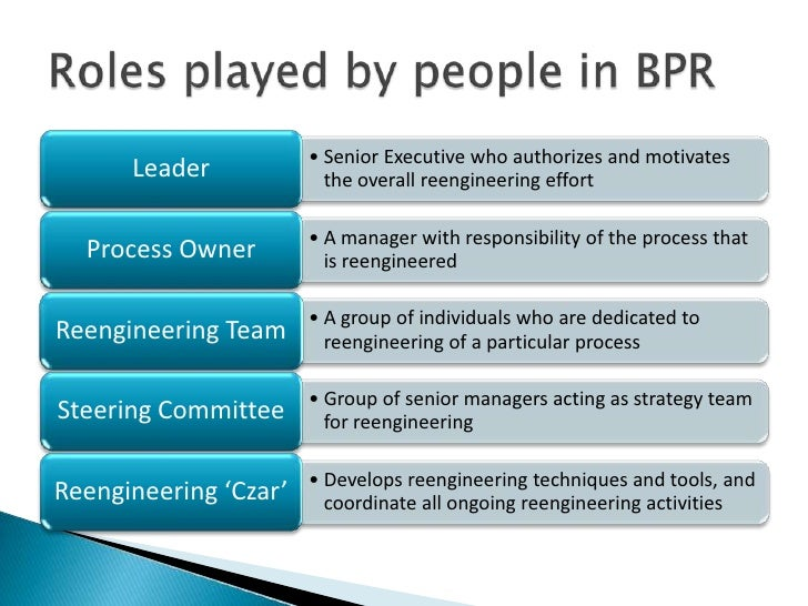 critical review of existing bpr methodologies Figure 4 the reengineered processing path - business process reengineering in uae public sector:  critical review of existing bpr methodologies:.