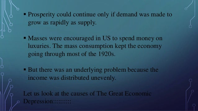 monetary policy great depression The great depression with restrictive monetary policies from mid-1928 to august  1929, the federal reserve responded to the stock market boom with repeated.