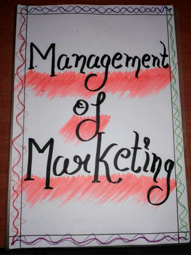 business project class 12 management of marketing lipstick