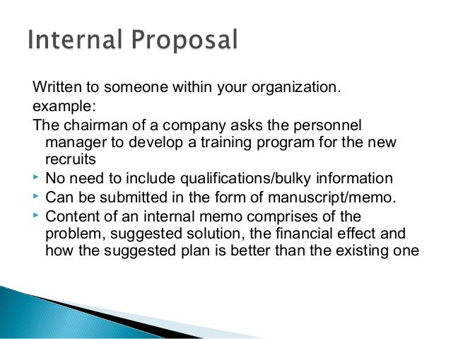 Example Of Training Program Proposal Ozilmanoof