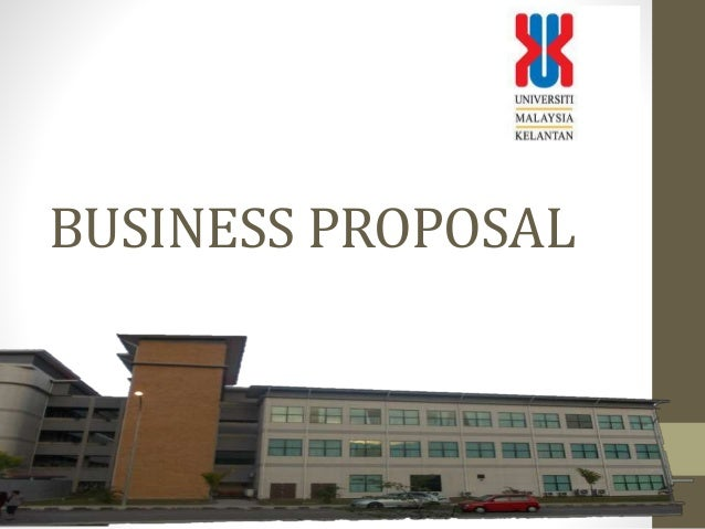 business proposal agribusiness