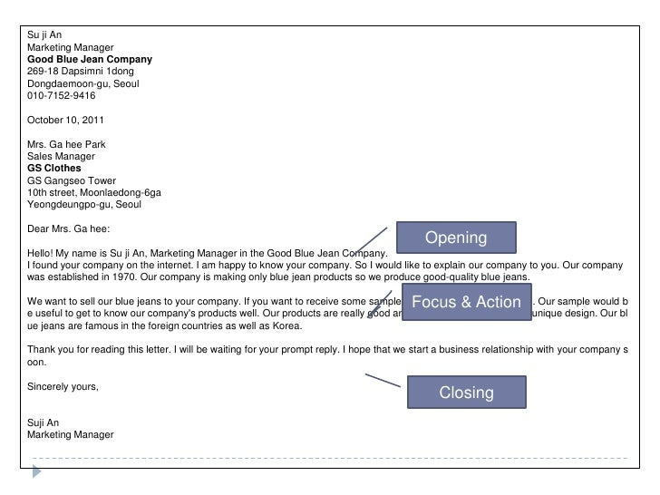 sample proposal letter to sell products Parlobuenacocinaco