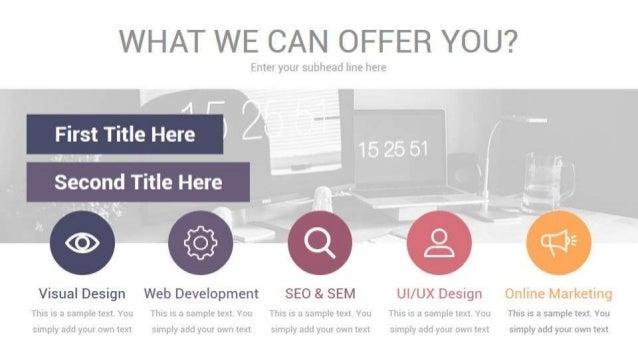 Business Proposal Powerpoint Presentation Template - Slidesalad