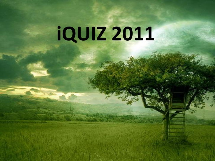 iQUIZ 2011