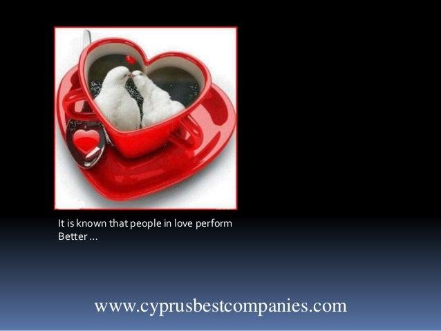 www.cyprusbestcompanies.com It is known that people in love perform Better …