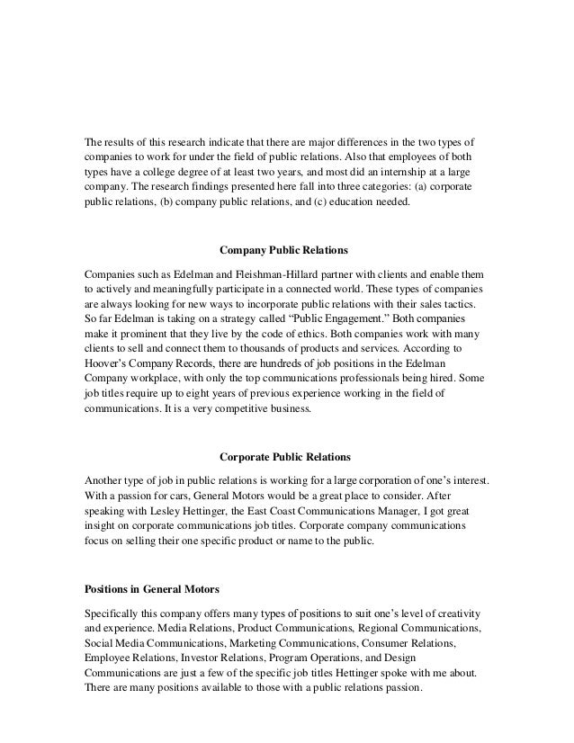 business report for professional writing