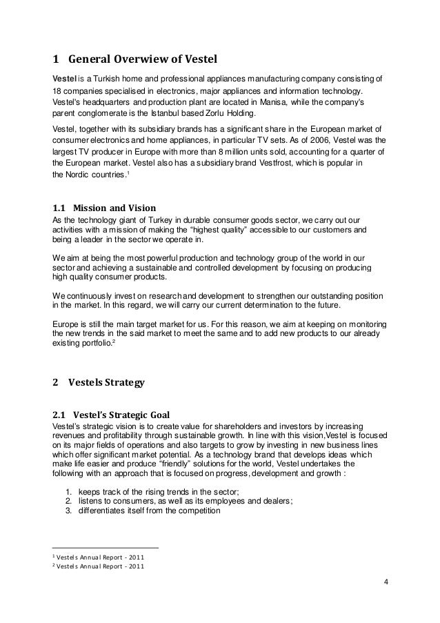 Company Analysis Report Template Best 25 Proposal Sample Ideas