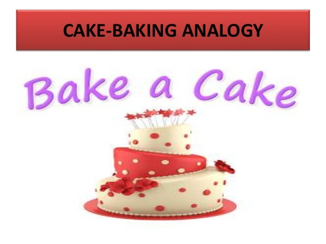 """CAKE-BAKING ANALOGY • BEST PRACTICE BUSINESS WRITING PRINCIPLES - INGREDIENTS • THE """"LOOK AND FEEL"""" COMPONENTS OF AN EFFEC..."""