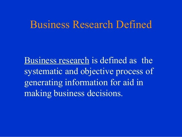 business research method 1 Quantitative methods from university of amsterdam  102 scientific method  i had no grounding in quantitative research methods before doing this course,.