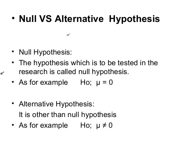 Using Hypothesis Testing in Business
