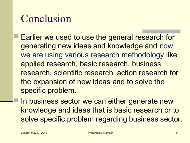 introduction to business research methods pdf