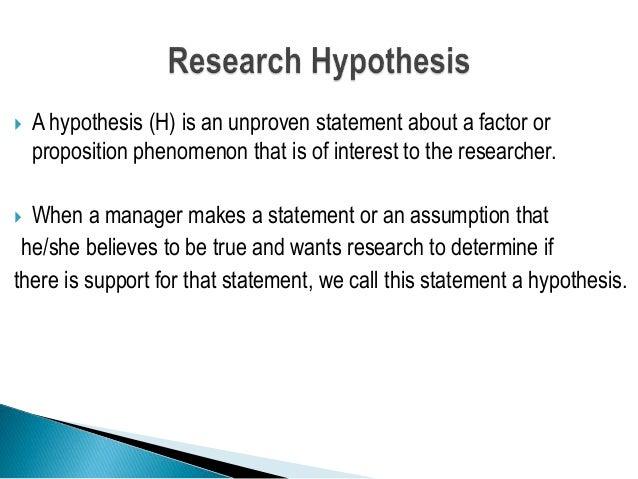 research methodology basics