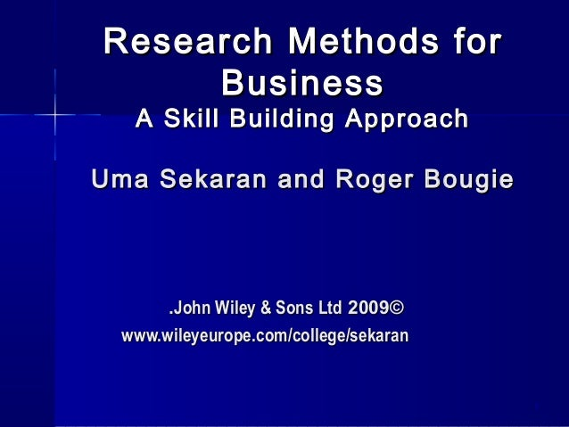Research methodology business fandeluxe Image collections