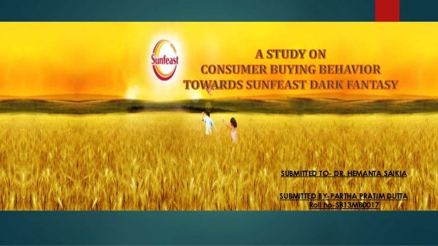 analysis of sunfeast cookies Glucose biscuits of leading manufacturing companies in india ie britannia, sunfeast and parle as samples these products were analyzed for protein content, fat content, acid insoluble ash and acidity of extracted fat the products were also analyzed for their adherence to mandatory and voluntary requirement for labelling.