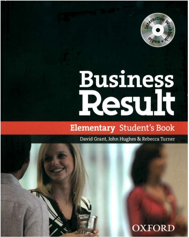 Business Result Elementary Students Book Pdf