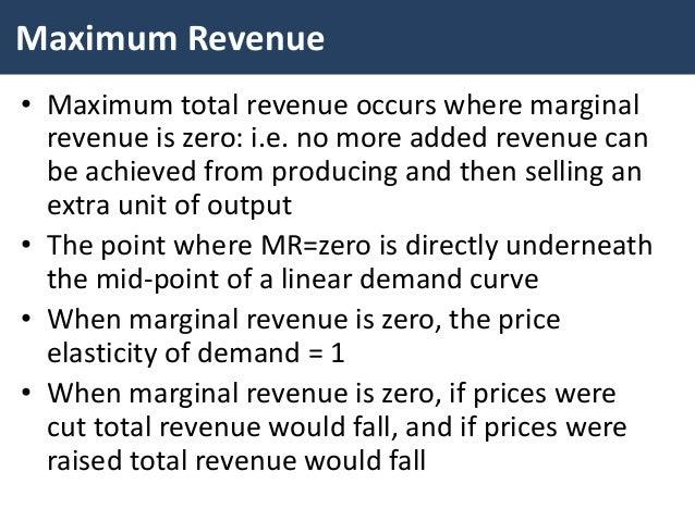 Business Revenues